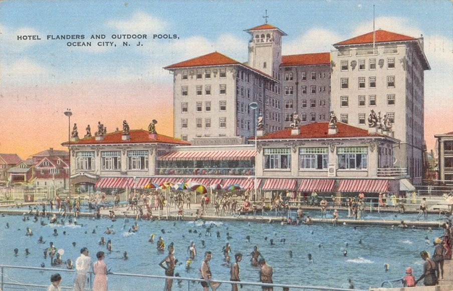 History of The Flanders Hotel | The Flanders Hotel