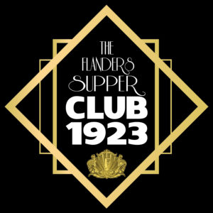 supper club black logo